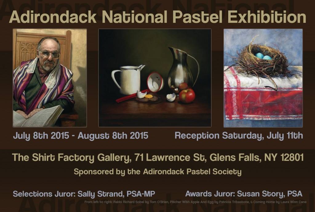 Adirondack Nation Pastel Exhibition