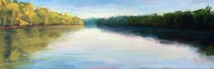 Hudson River Summer