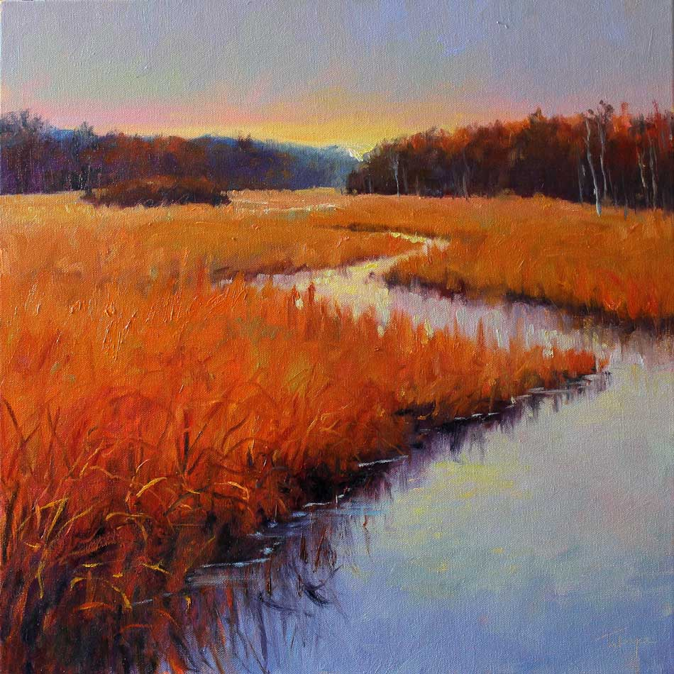 """Copper Marsh"" 